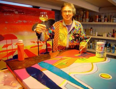 kunstenaar kees verwey